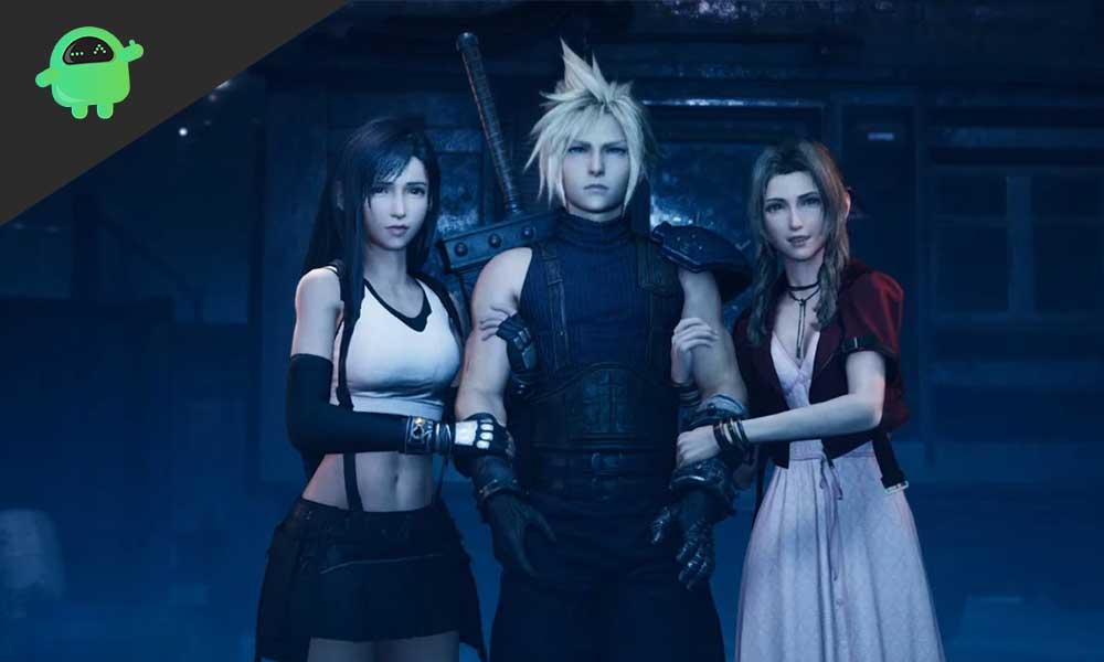 ¿Cómo obtener el báculo de Missable Blade en Final Fantasy 7 Remake?