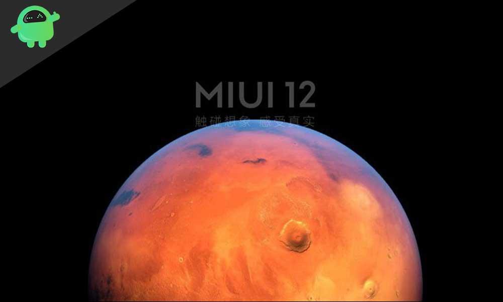 Descarga MIUI 12 Super Earth and Mars Live Wallpaper para cualquier dispositivo Android