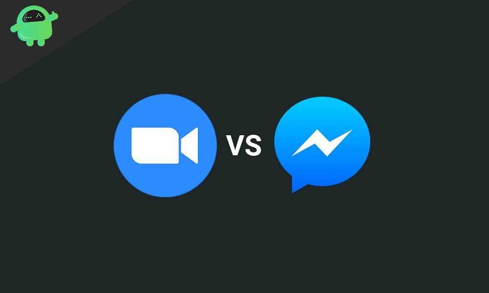 Messenger Rooms VS Zoom: ¿Cuál es el mejor para la videoconferencia?