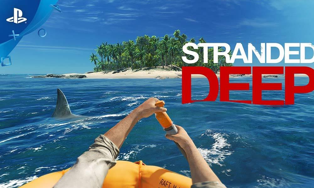Stranded Deep: cómo usar árboles: todo tipo de árboles