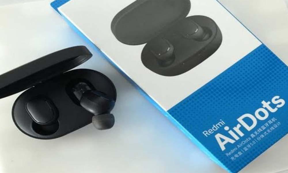Revisión de usuario de los auriculares inalámbricos Bluetooth Redmi Airdots