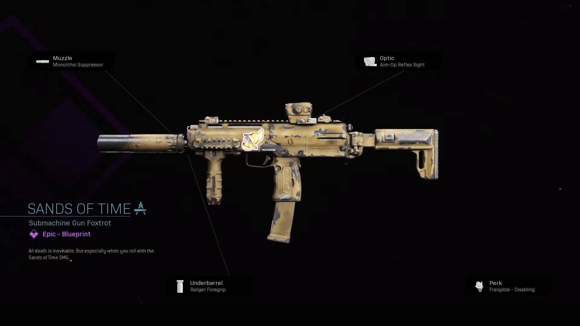 Mejor equipamiento para MP7 y M13 en Call of Duty Warzone