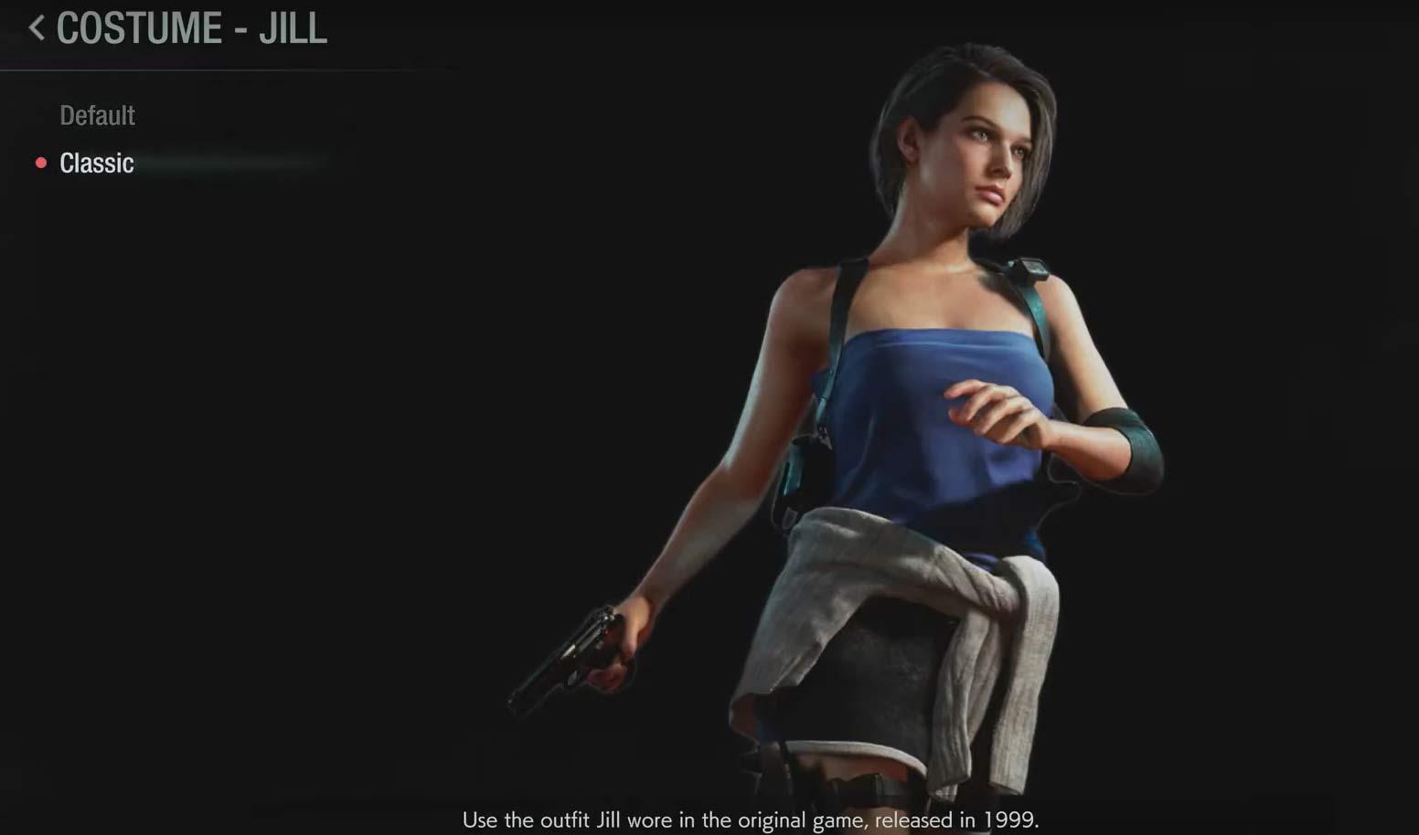 Cómo desbloquear todos los atuendos en Resident Evil 3 Remake