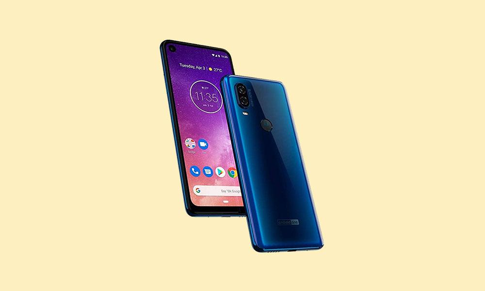 AT&T Motorola One Vision recibe la actualización de Android 10 con la versión QSA30.62-28