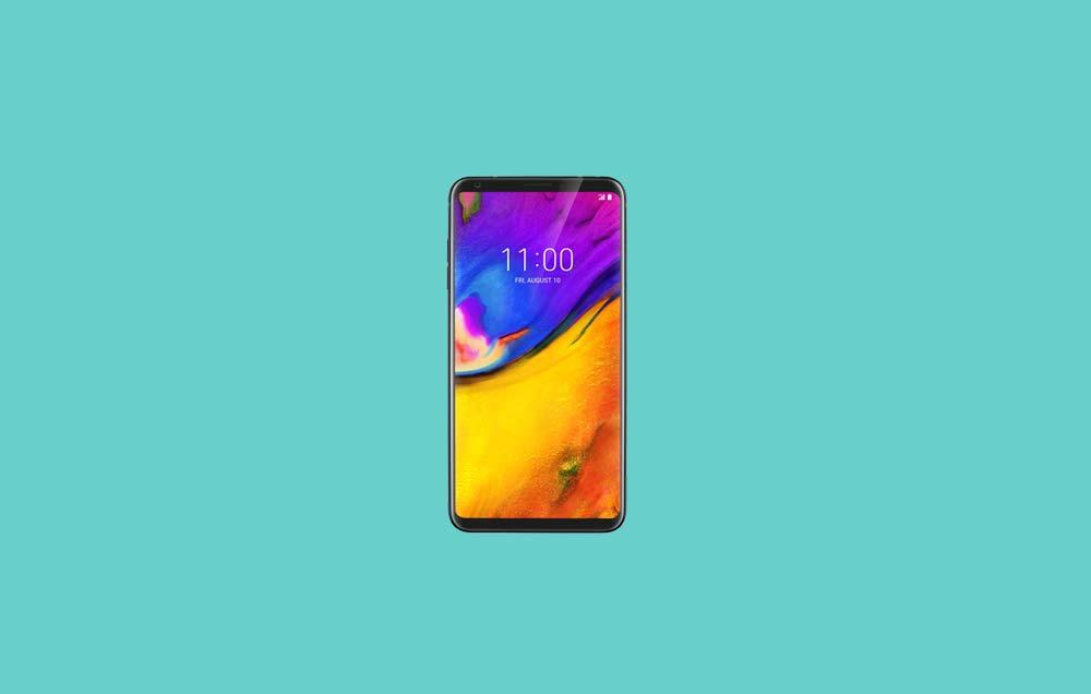 [Download] LG V35 ThinQ en EE. UU. Que recibe febrero de 2020 Seguridad: V350ULM20f