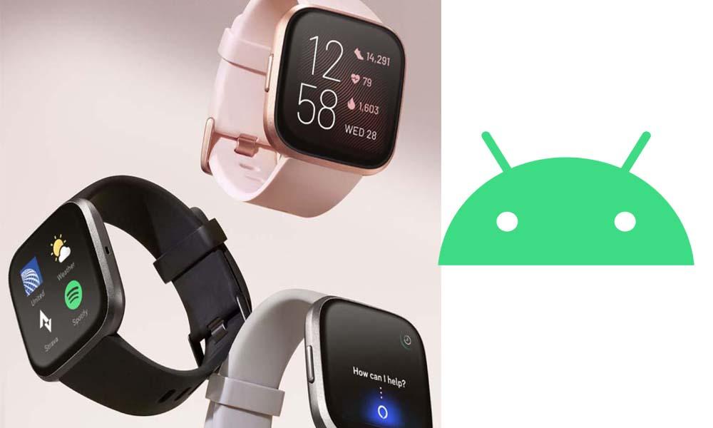 Cómo configurar notificaciones para dispositivos Android conectados a un dispositivo Fitbit