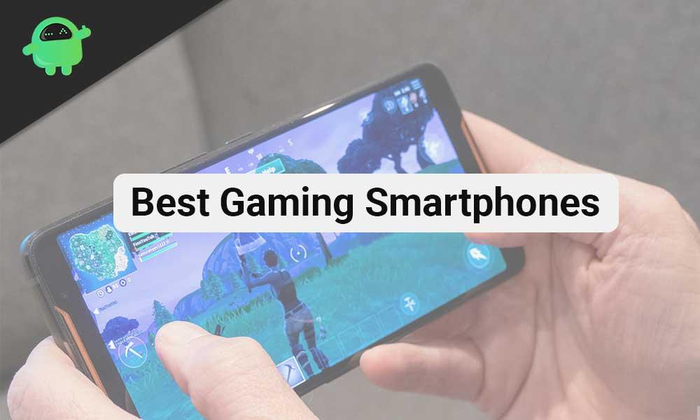 Los mejores teléfonos inteligentes para juegos en 2020 para comprar