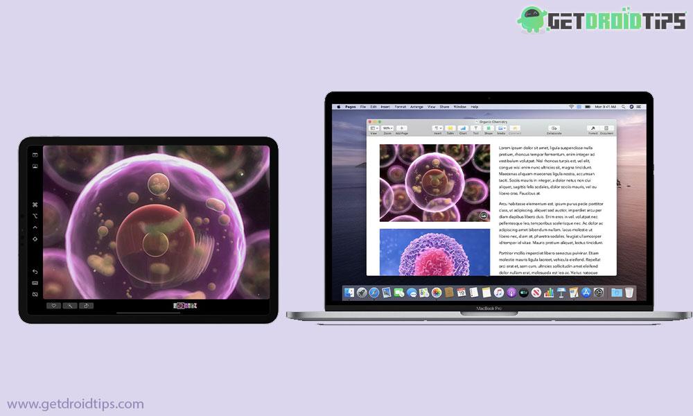 Lista completa de sidecar compatibles con dispositivos iPad y Mac