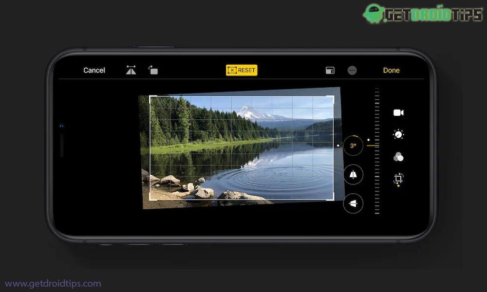 Cómo editar video usando la aplicación Stock Photos en iOS 13 en iPhone y iPad