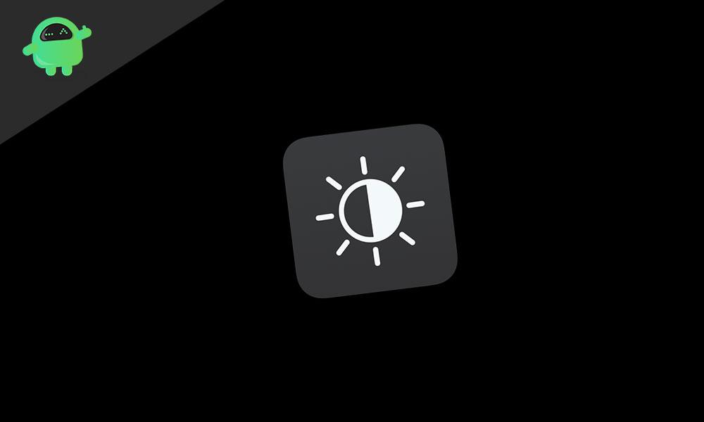 Cómo usar o habilitar el modo oscuro en su iPad con iPadOS 13