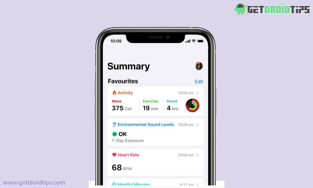Cómo ver y cambiar los permisos de acceso a la aplicación de datos de salud en iPhone