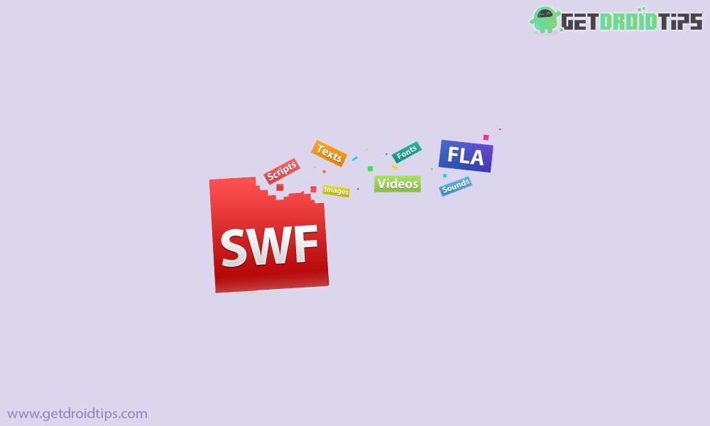 Cómo abrir y reproducir archivos SWF en Mac OS y navegador