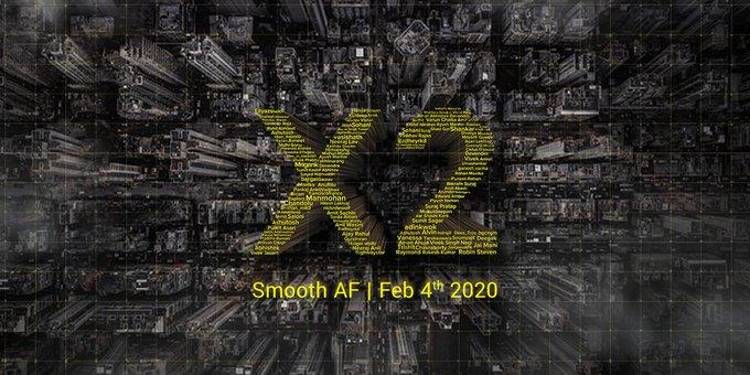 ¡Poco X2 confirmado para su lanzamiento el 4 de febrero de 2020!