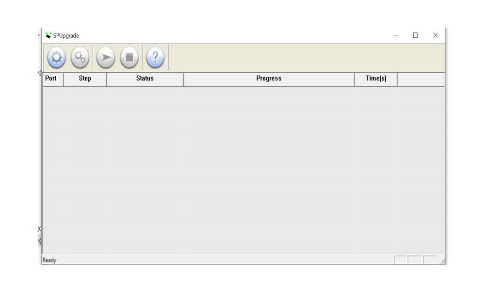 Cómo actualizar el firmware con la herramienta SPUpgrade en el dispositivo Spreadtrum