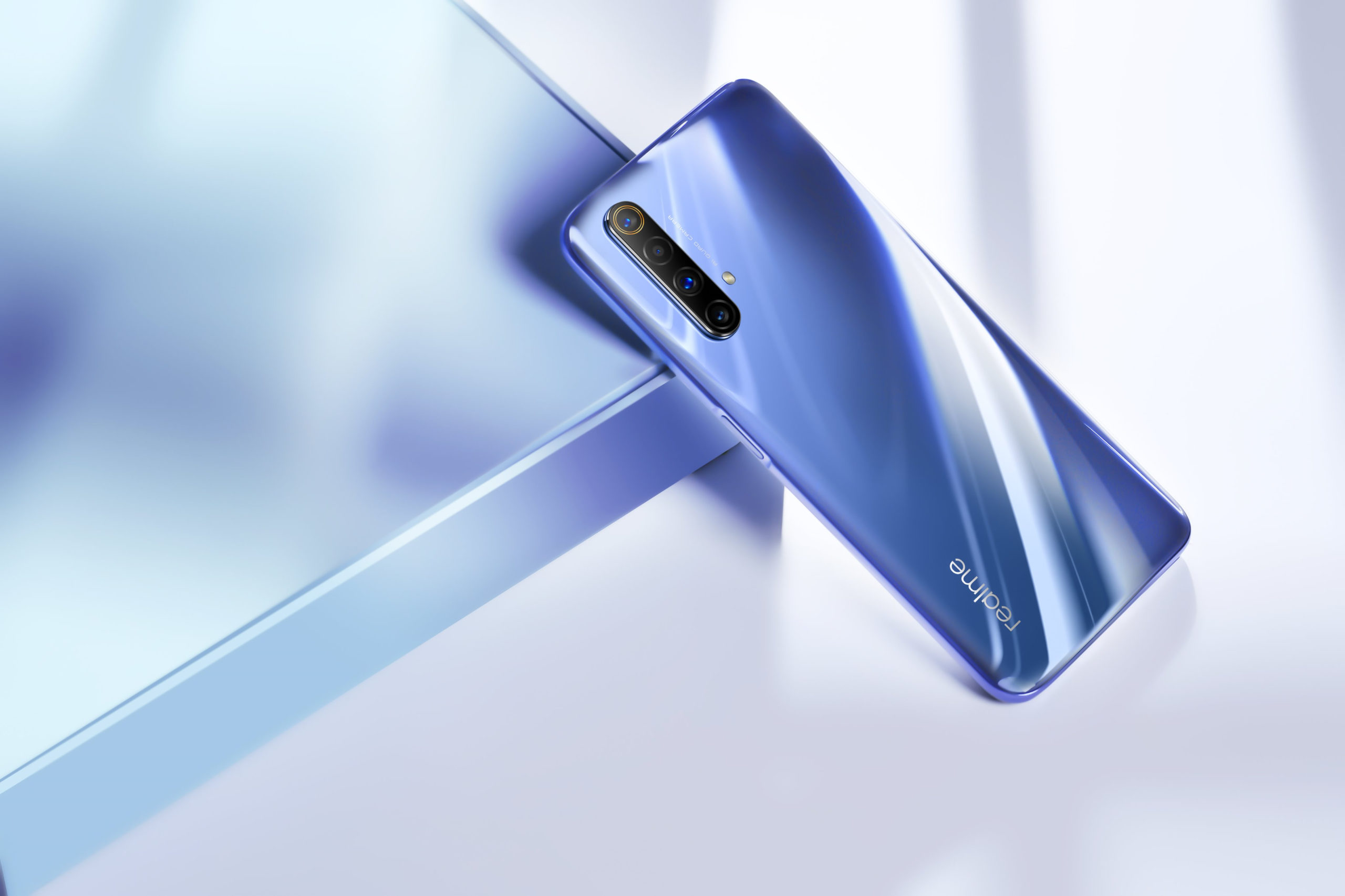 Puntuaciones Realme X50 Pro AnTuTu;  ¡Confirmación del MWC y No X50 para India!