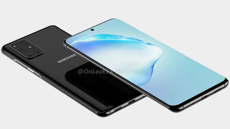 ¡Maniquíes de Samsung Galaxy S20 revelados a través de un video!