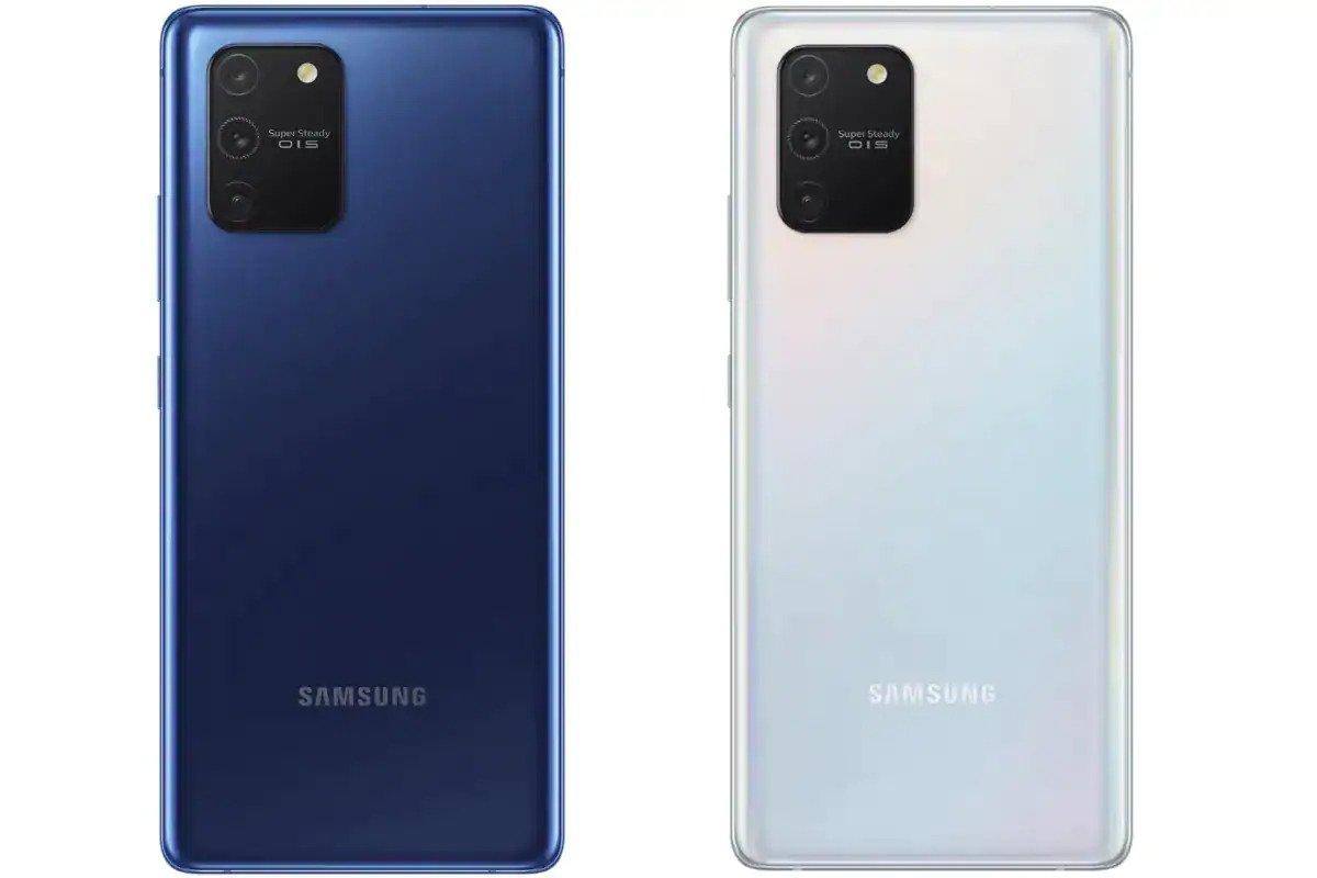 Samsung Galaxy S10 Lite lanzado en India;  ¡Comienza en Rs 39,999!