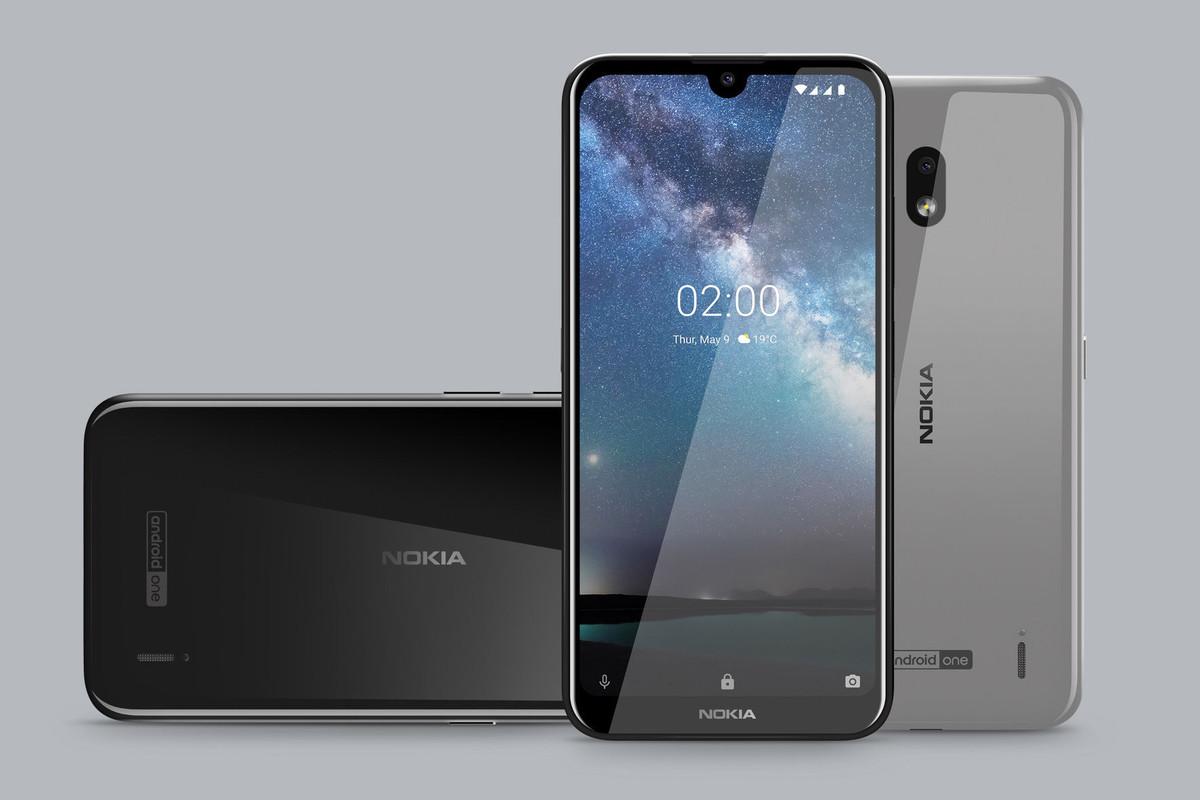 Nokia TA-1207 aparece en FCC;  ¡Podría ser el próximo Nokia 1.3!