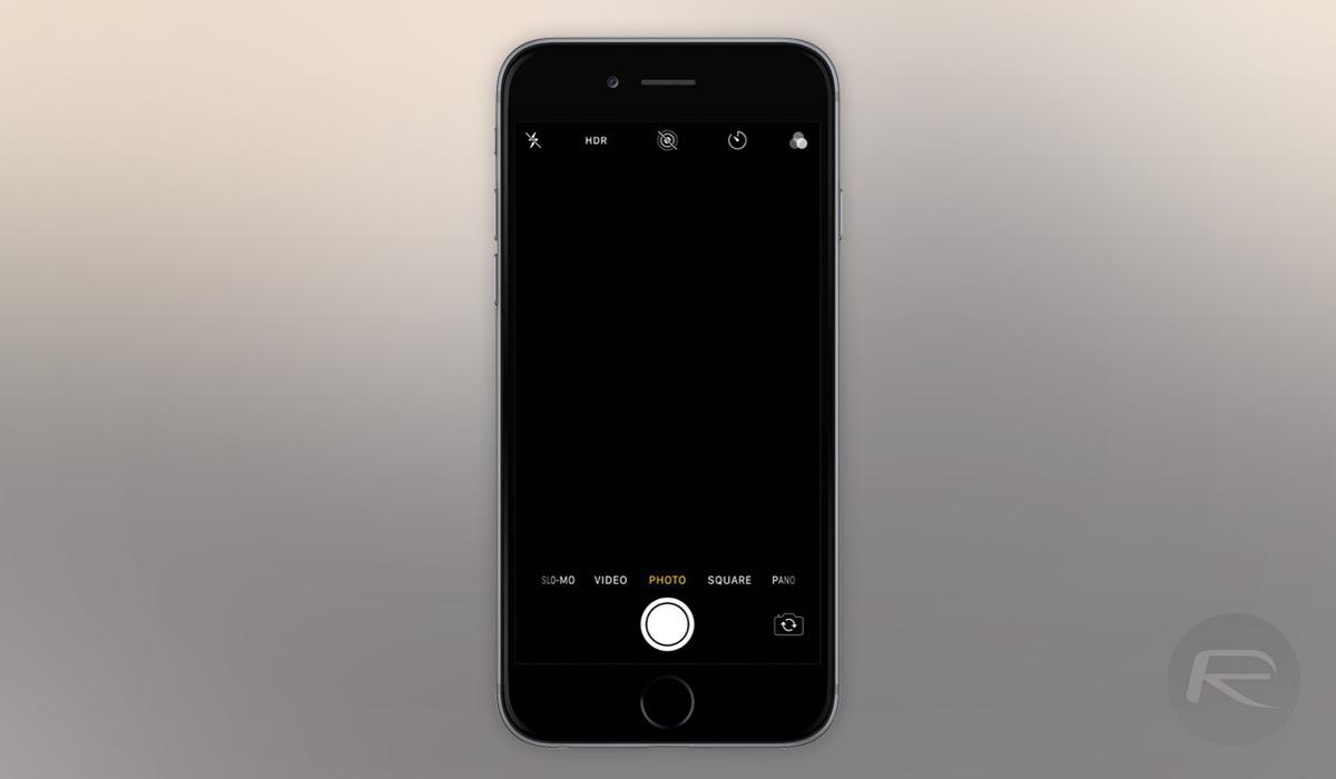 ¿Cómo verificar la orientación de la cámara del iPhone al tomar fotos o videos?