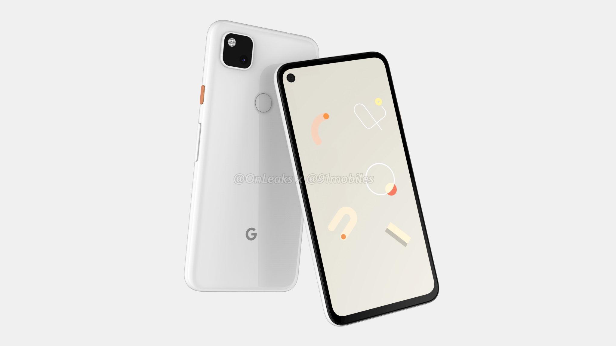 Google Pixel 4A: ¿todo lo que necesitas saber?  - Video filtrado
