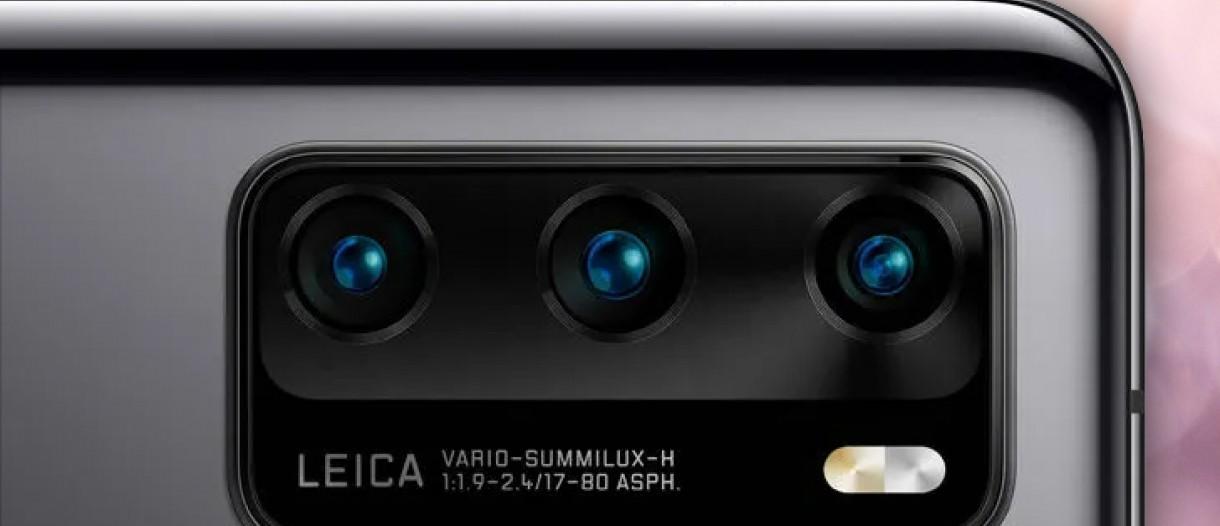 Los últimos renders de Huawei P40 revelan detalles sobre la pantalla y las cámaras