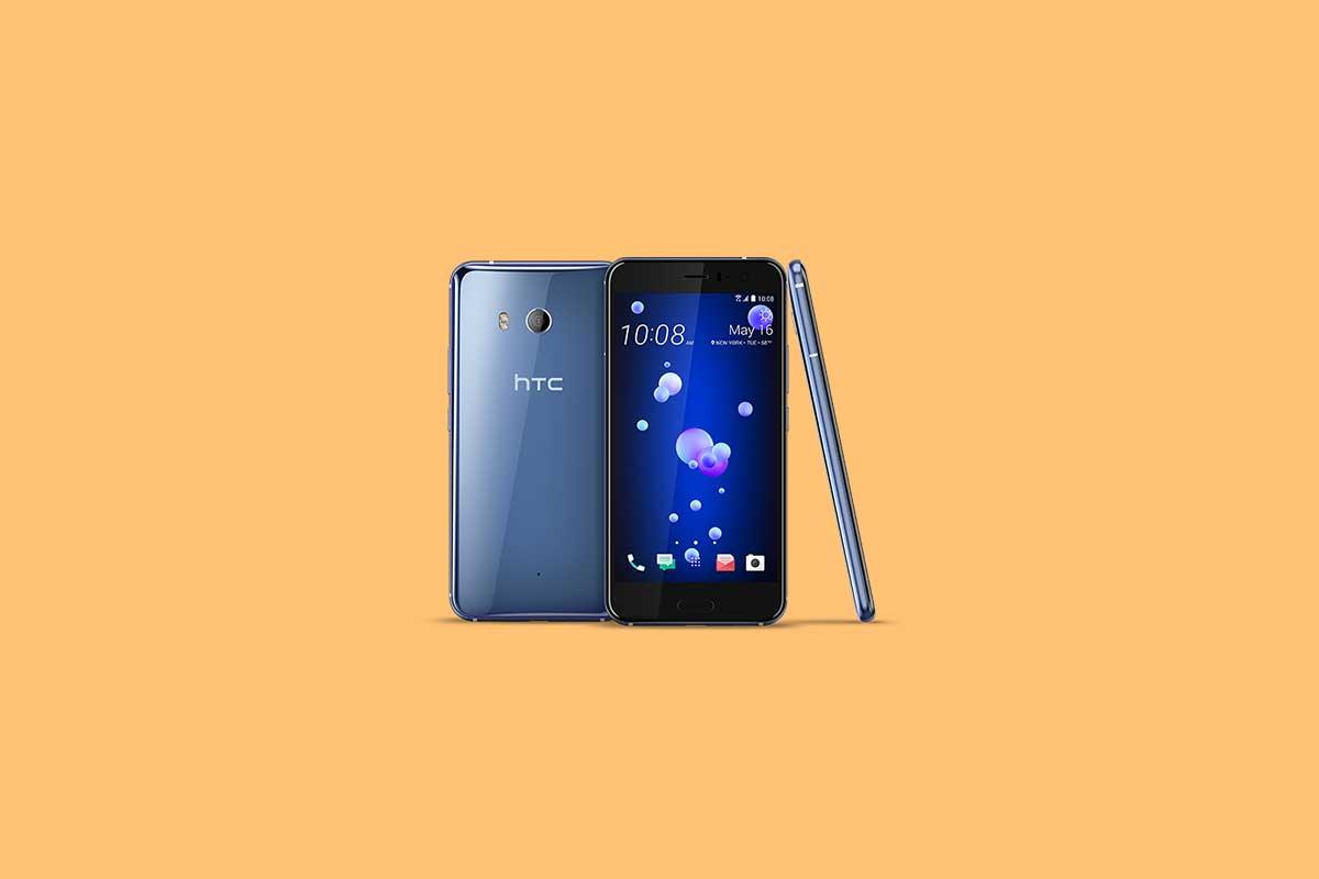 HTC U11 Solar Red está recibiendo una nueva actualización de software v3.40.454.2