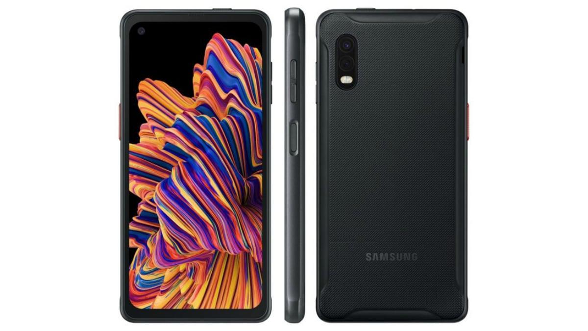 ¡El teléfono resistente Samsung Galaxy XCover Pro se lanzó en EE. UU.!