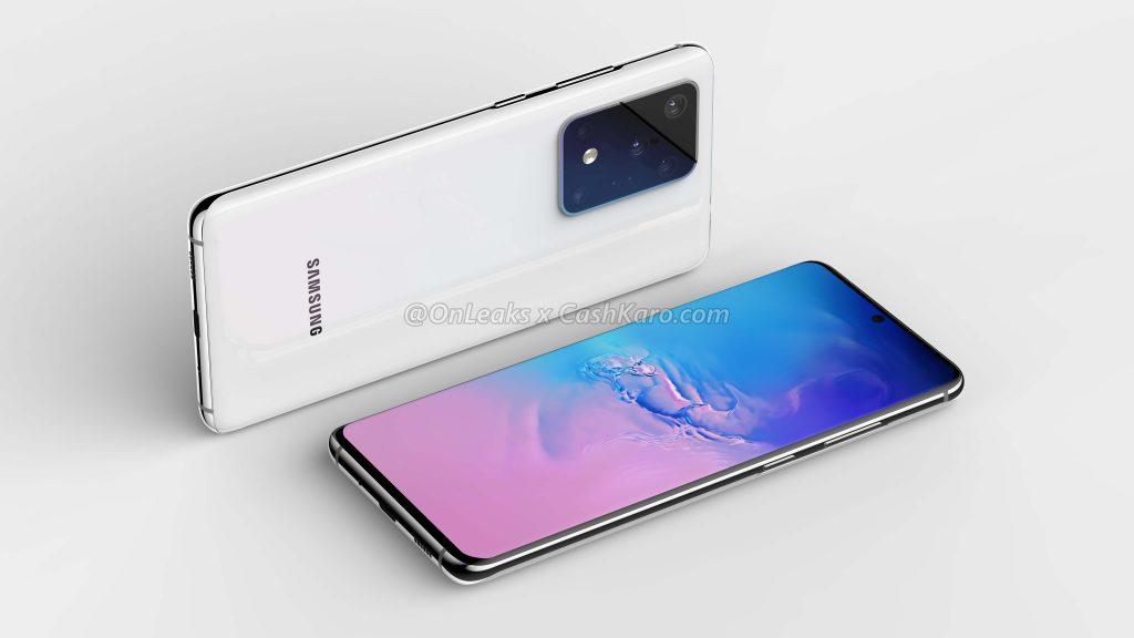 Samsung Galaxy S20 Ultra Especificaciones clave filtradas;  ¡Especificaciones de la cámara S20 + demasiado expuestas!