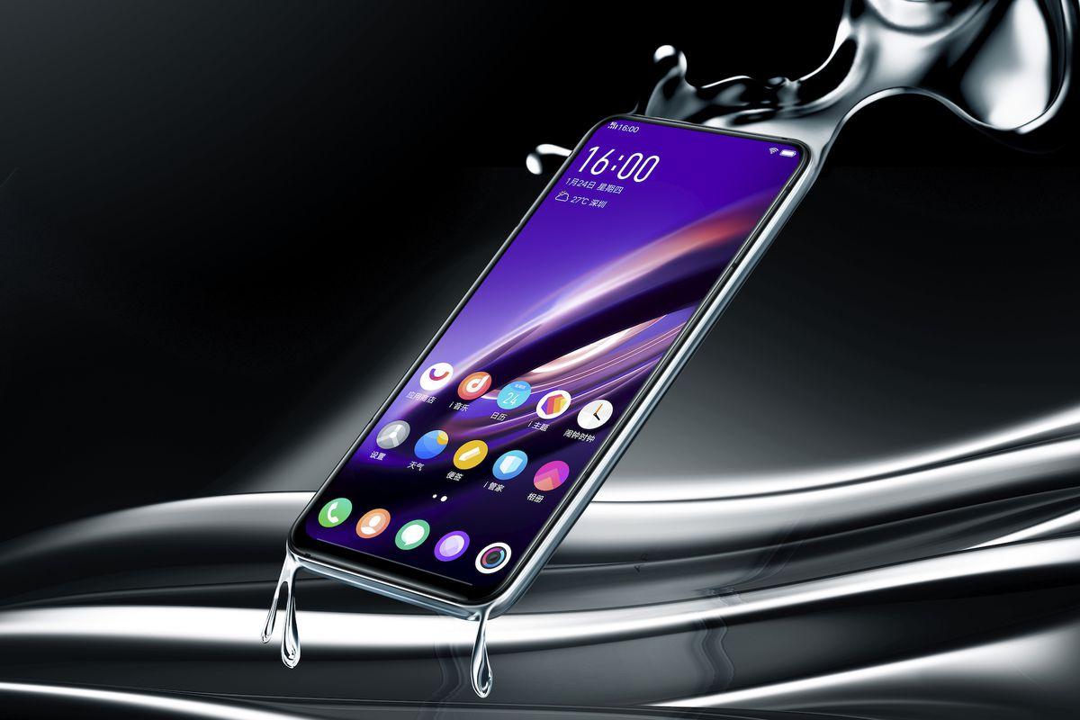 Vivo envía invitaciones de medios para APEX 2020 Concept Phone