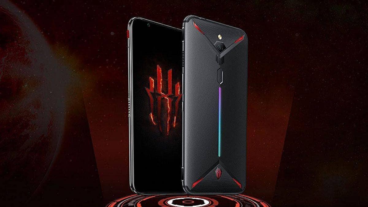El próximo teléfono inteligente Red Magic 5G de Nubia tiene una frecuencia de actualización de 144Hz;  Confirma Ni Fei