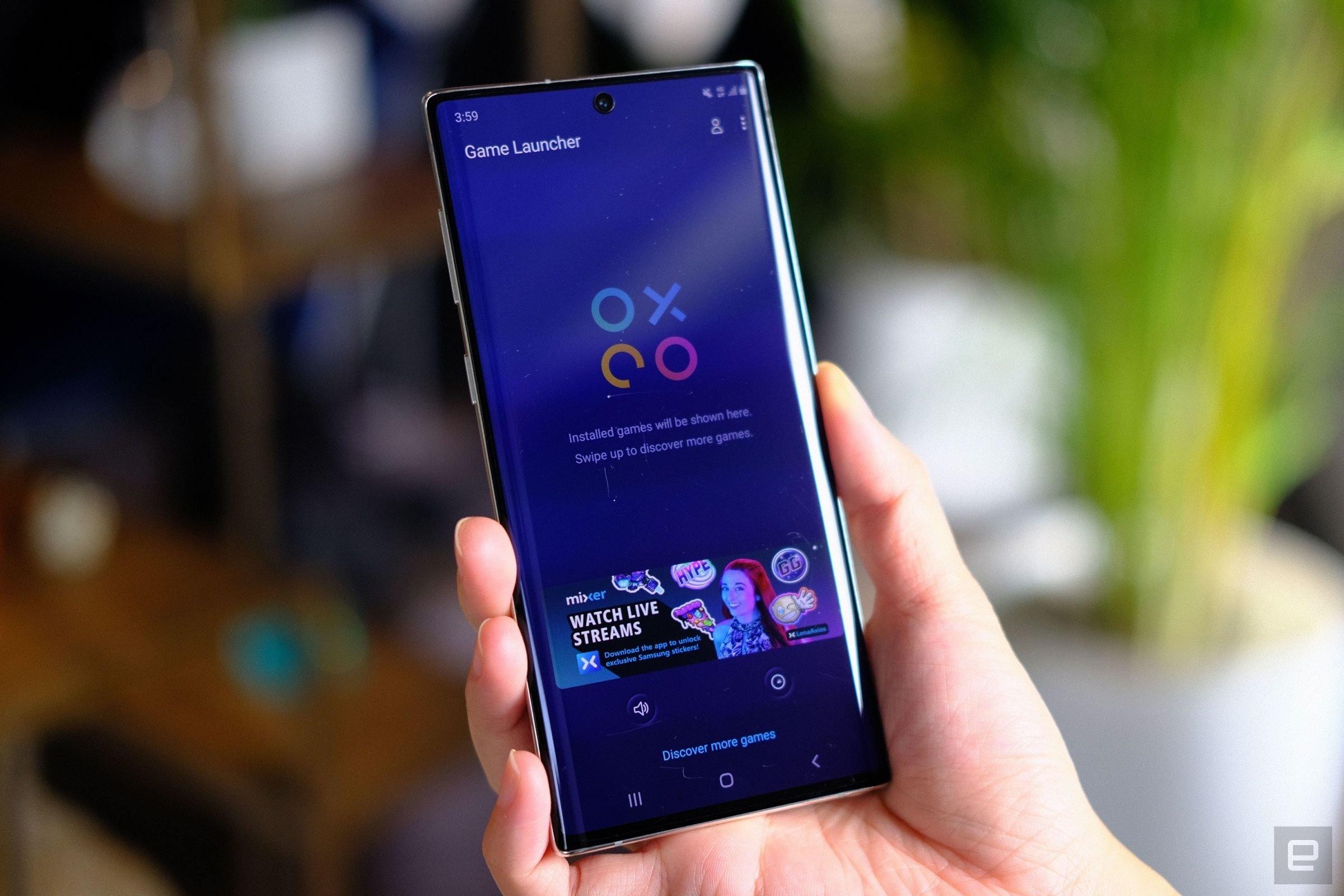Problemas comunes de Samsung Galaxy Note 10 con Android 10