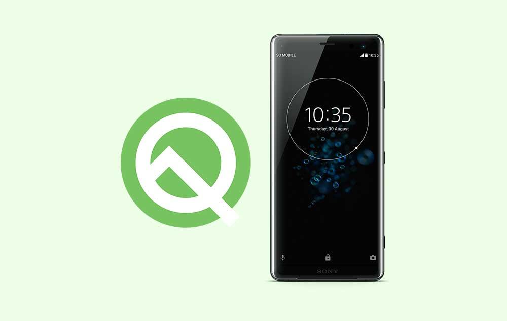 Descargar Android 10 para Sony Xperia XZ3 y XZ2 Series [52.1.A.0.532]