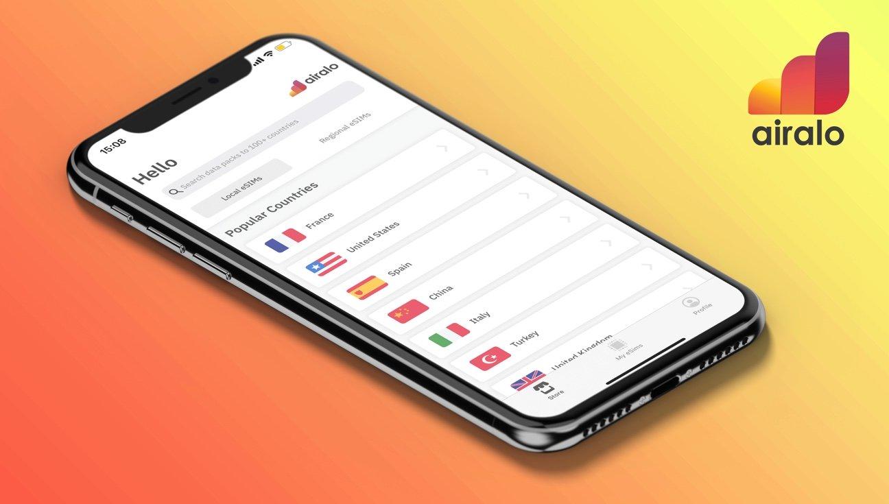 Airalo: obtenga el roaming de datos más barato en todo el mundo