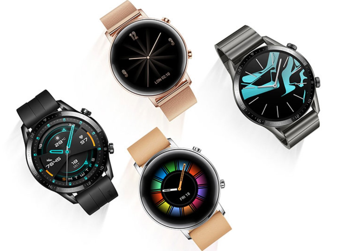 Huawei Watch GT 2 Software Update v1.0.7.16