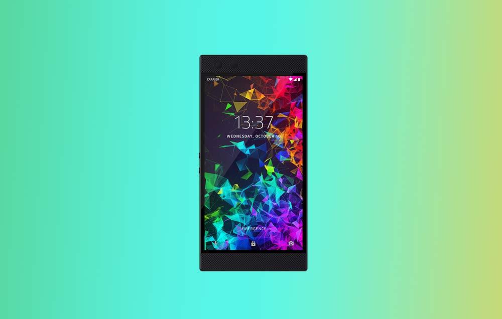 AT&T Razer Phone 2 recibe el parche de seguridad de septiembre de 2019