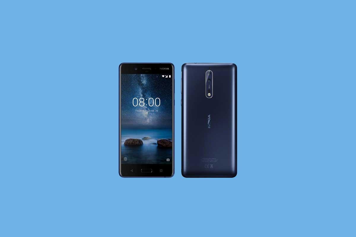 Nokia 8, Nokia 6 2017 y Nokia 5 2017 reciben el parche de seguridad de septiembre de 2019