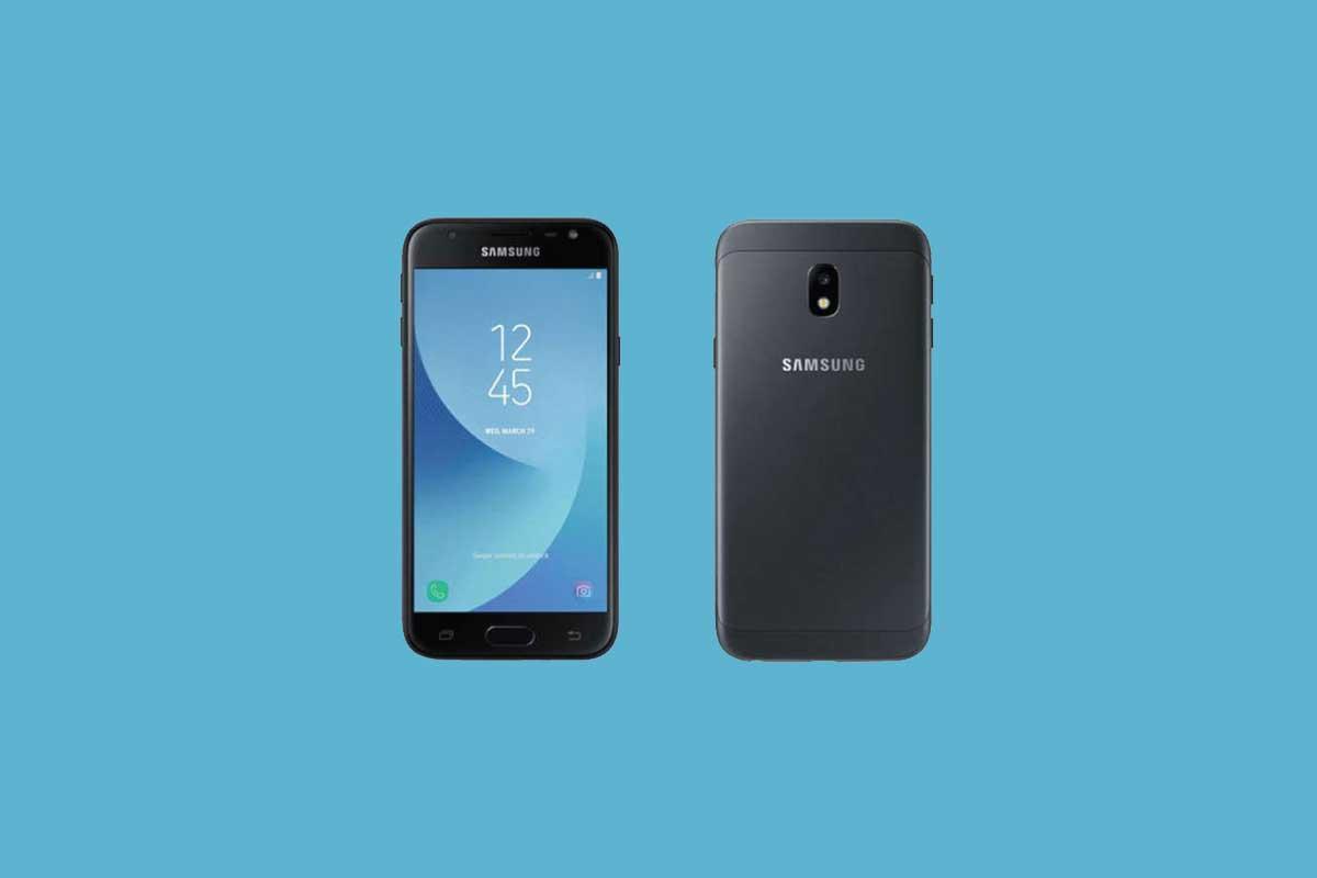 J337AUCS6ASE1: actualización del parche de seguridad AT&T Galaxy J3 2018 de mayo de 2019