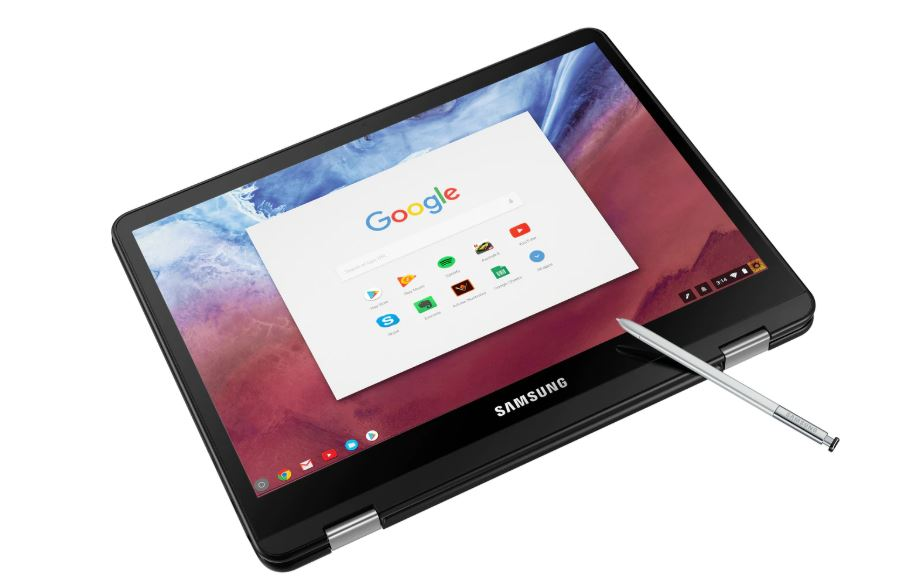 La actualización de Android Pie para el Samsung Chromebook Pro finalmente llega a través del canal de desarrollo de Chrome OS