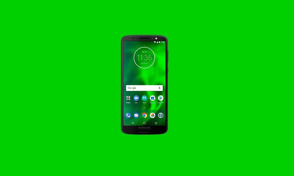 Descargar PPP29.118-17-1: actualización de Android 9 Pie para desbloquear Moto G6 Play