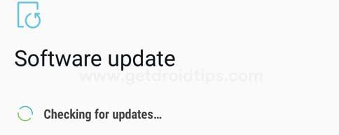Actualizaciones de software de Samsung