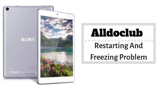 Restarting And Freezing Problem