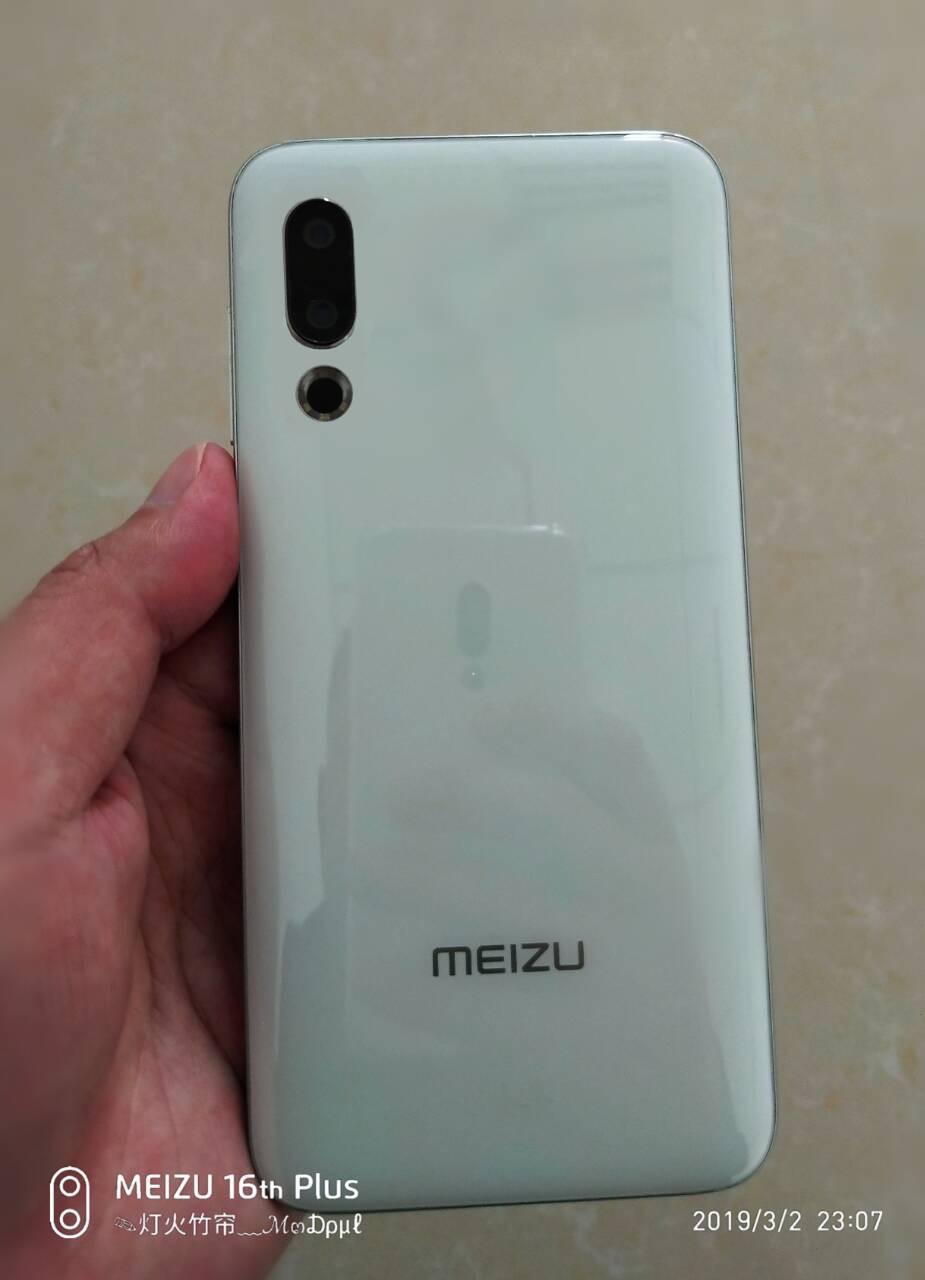 Meizu 16S ¡Imágenes de la vida real filtradas!