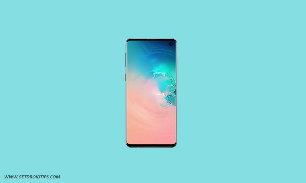 How to wipe cache partition on Samsung Galaxy S10