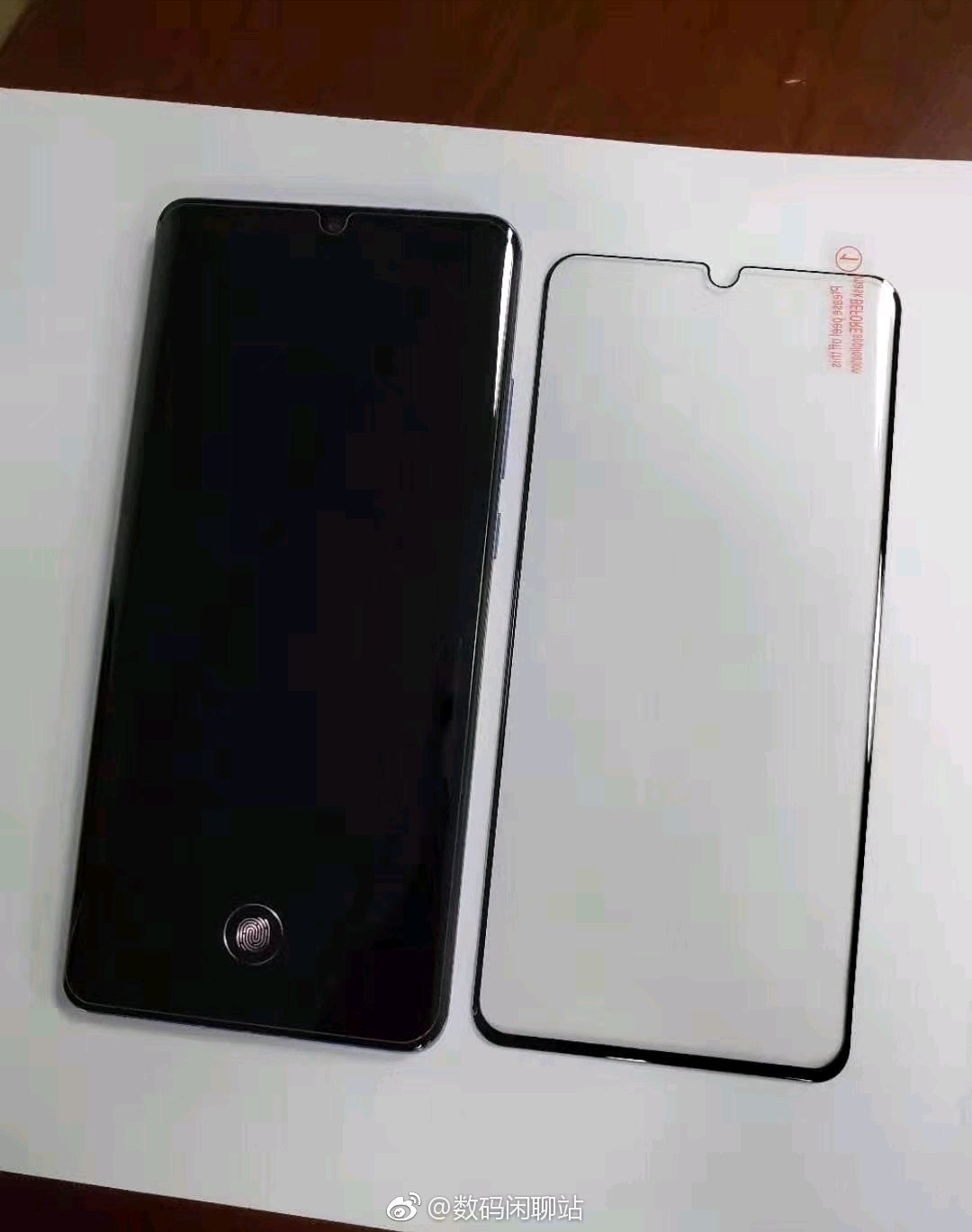 ¡Imagen de la vida real del Huawei P30 Pro filtrada!