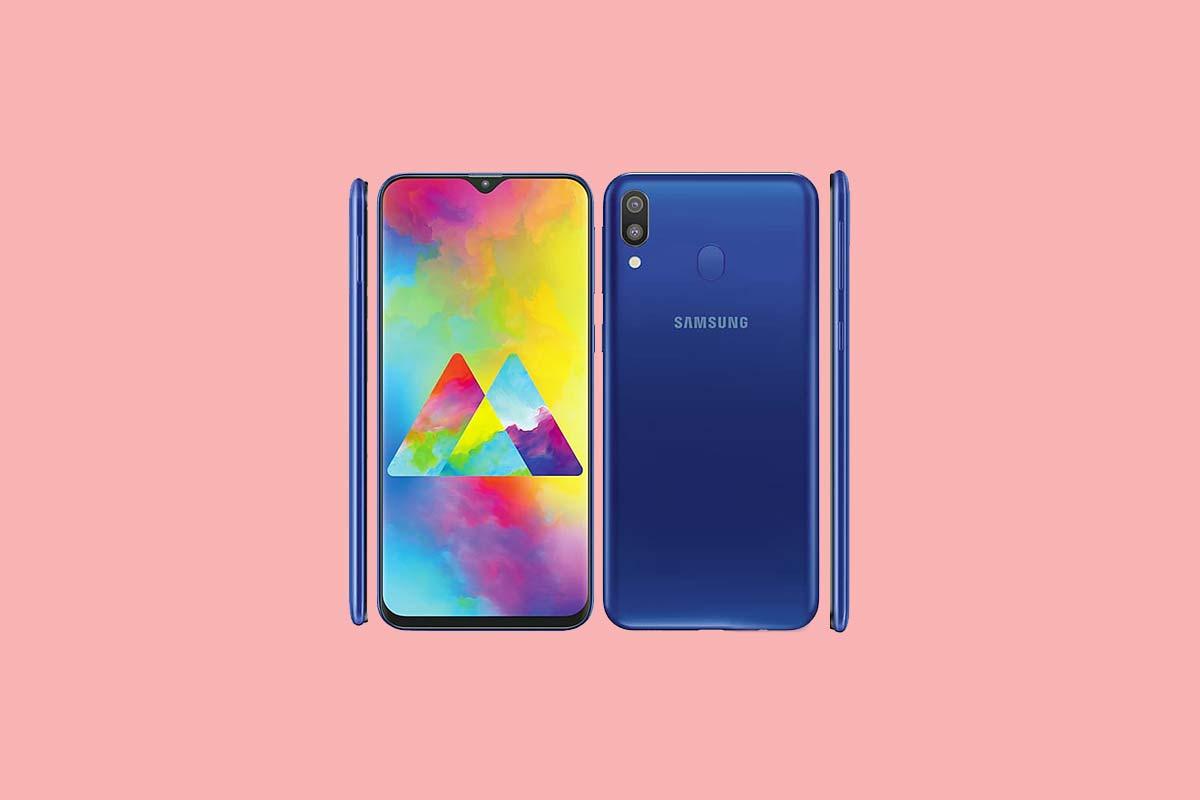 Descargue el parche de seguridad de marzo de 2019 para Galaxy M20: M205FDDU1ASB4