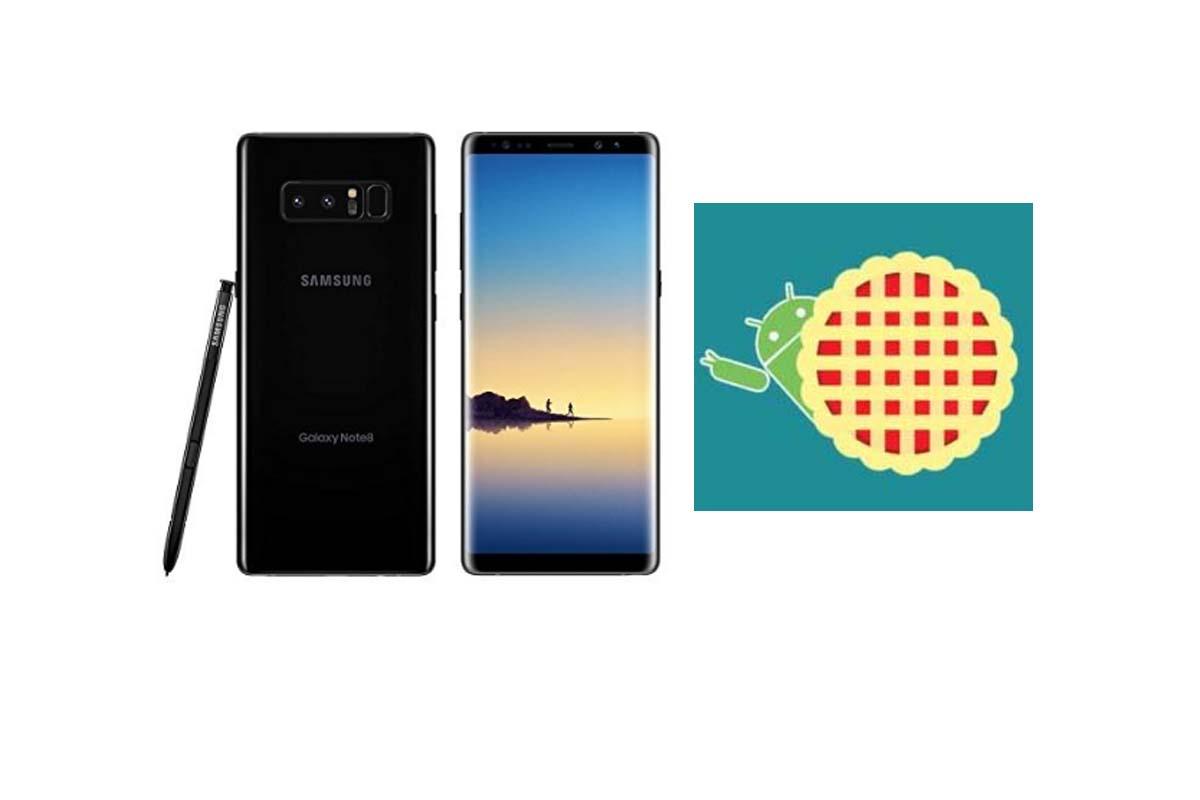 N950FXXU5ZSB1: la actualización beta de Third Pie para Galaxy Note 8 ahora disponible
