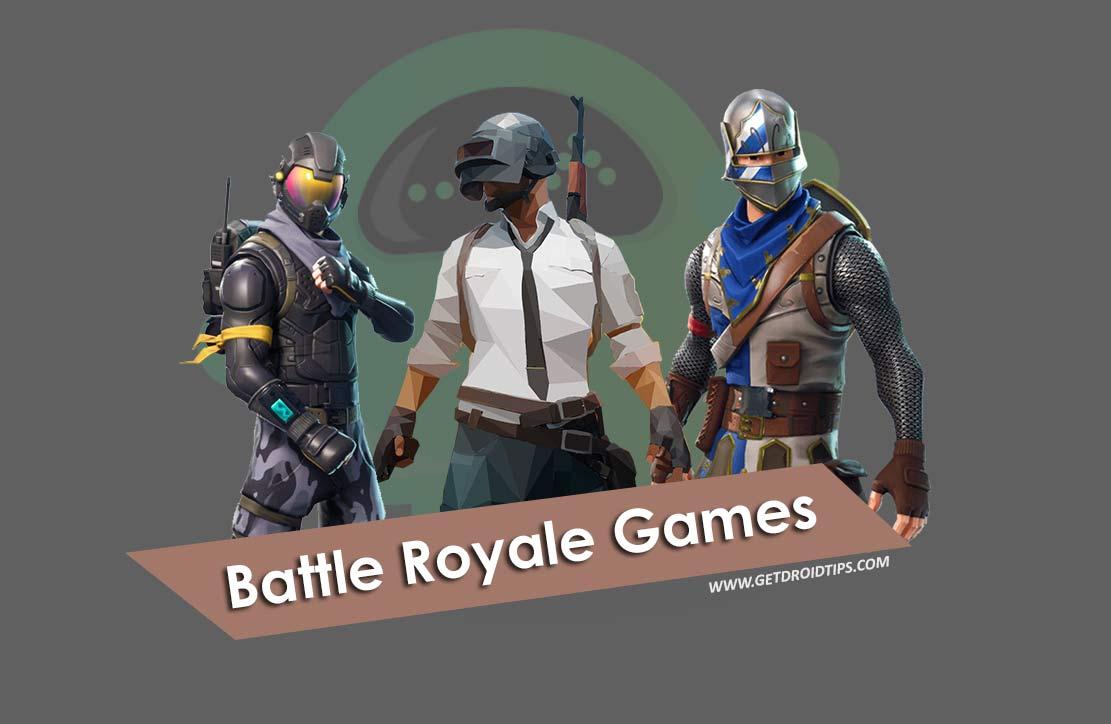 Los mejores juegos Battle Royale para PC, consolas de juegos, Android y iPhone