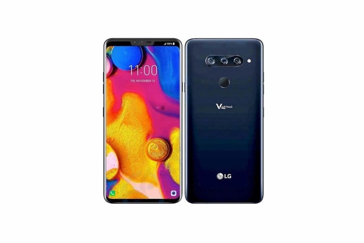 Descargue el parche de seguridad LG V40 ThinQ de enero de 2019 en Corea del Sur: V409N10Y