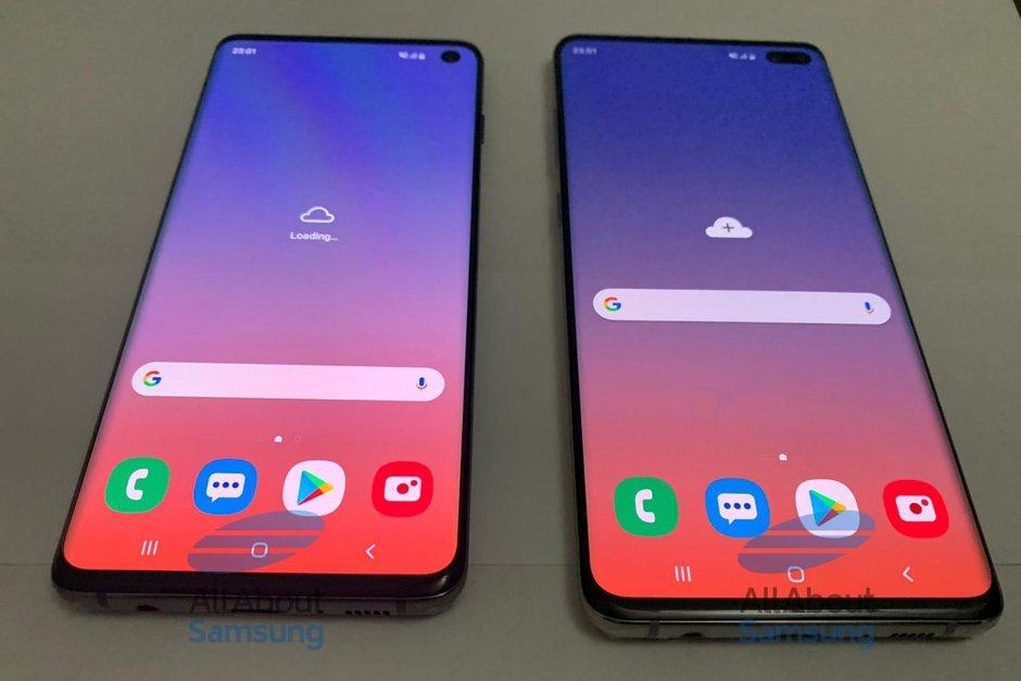 Alineación de Samsung Galaxy S10 lista para el lanzamiento en marzo