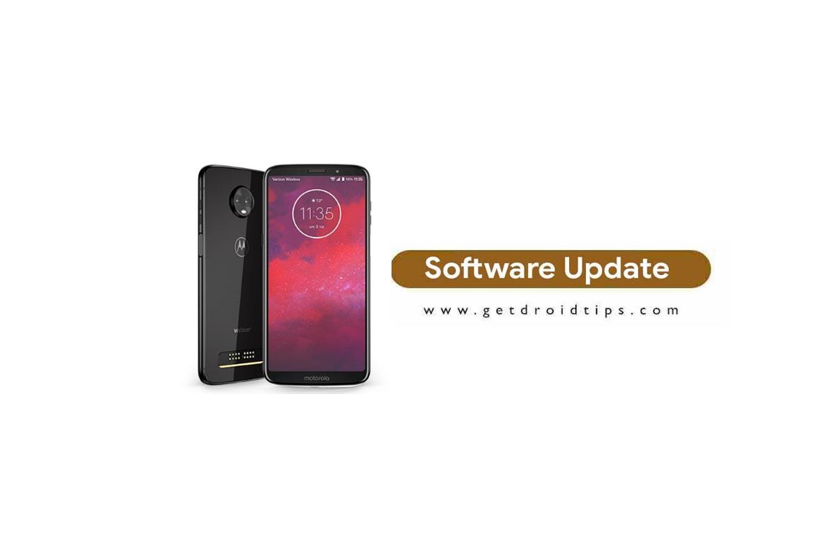 Descargue la nueva actualización de software ODX28.66-18-6-2 para Verizon Moto Z3